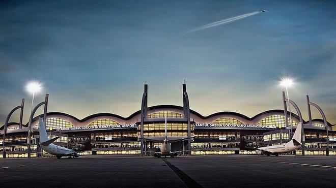 Sabiha G 246 K 231 En International Airport